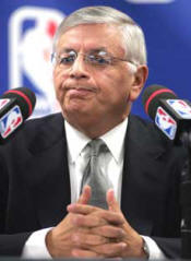 NBA Commish David Stern thinks the Seattle SuperSonics are swell. Really.